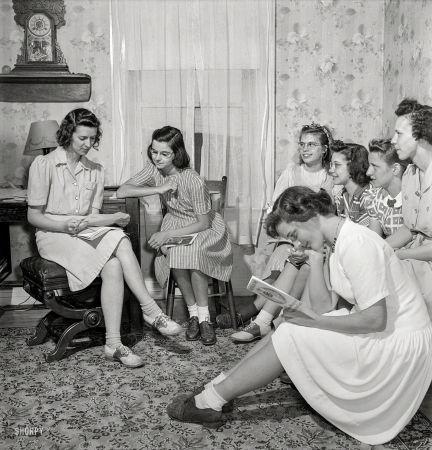 1940s Vintage Photos