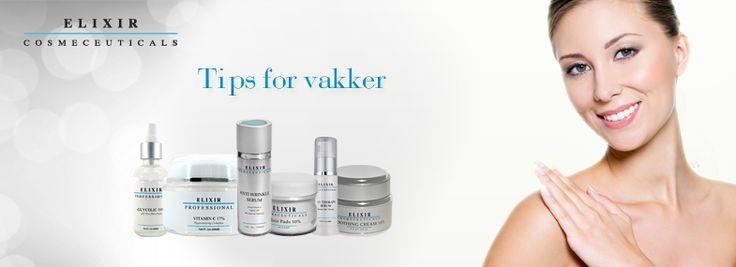 Informasjon om anti-aldrings produkter og hudpleie for vakker hud og Effektiv hudpleie.Anti aldring.Askorbinsyre Det er mange måter å opprettholde en vakker hud. På markedet er det en jungel av hudprodukter på markedet, og det kan være vankelig å orientere seg hva man bør bruke.