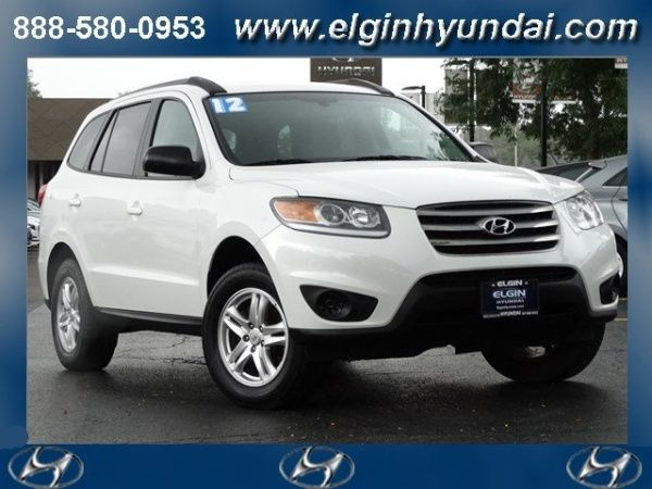 Used 2012 Hyundai Santa Fe for Sale in Elgin, IL – TrueCar