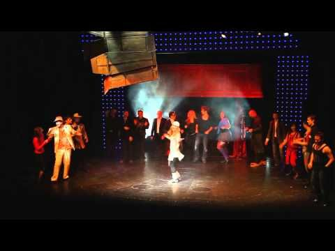 Obnovená premiéra muzikálu Touha v Divadle Kalich 6.2.2014