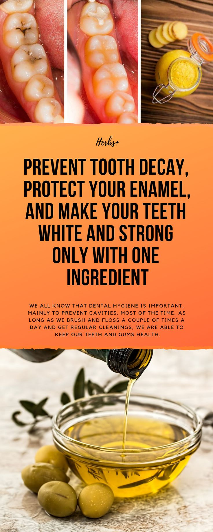 Prevent Tooth Decay, Protect Your Enamel, And Make Your