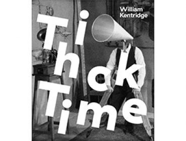 William Kentridge 'Thick Time' - Whitechapel Gallery Exhibition 21 Spetember 2016 - 15 January 2017 £11.95