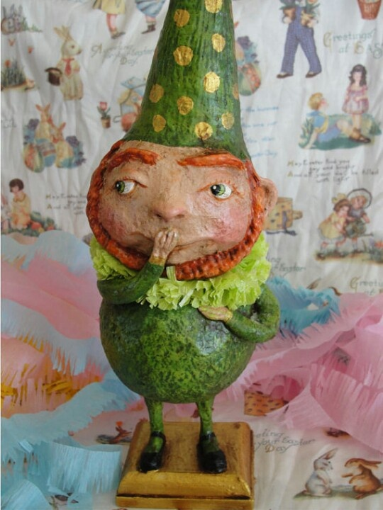 Artist Debra Schoch Hophopjingleboo.blog: Amazing Art, Debra Schoch Bethany, Crafts Ideas, Artists Debra, Schoch Hophopjingleboo Blog, Schoch Bethany Low, Paper Mache, Folk Outside Art, Art Dolls