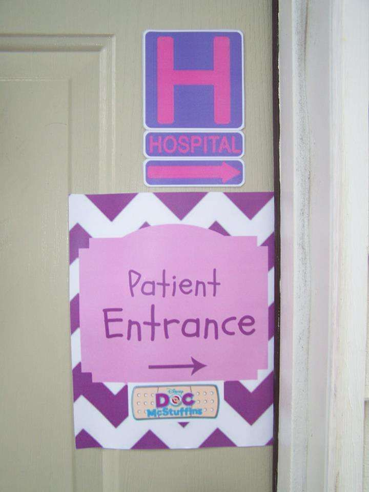 Doc McStuffins Birthday Party Ideas | Photo 1 of 47 | Catch My Party