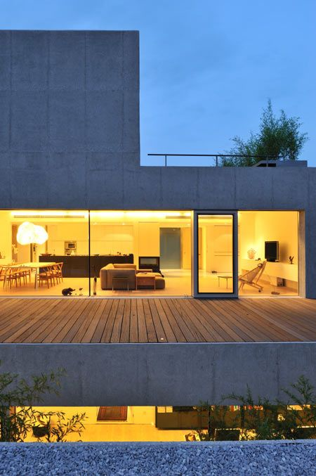 House D by Bevk Perovic Architects