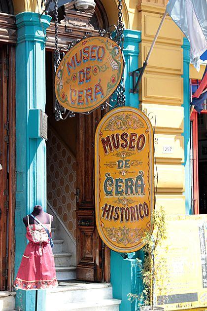 Museo de Cera - La Boca | Buenos Aires for 91 Days
