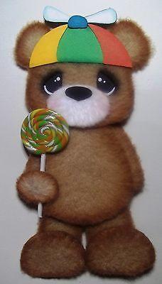 ELITE4U Tear Bear Boy Sweet Paper Piecing Premade Scrapbook Card Album | eBay