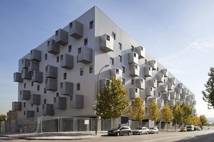 Social Housing in Madrid :: Coco Arquitectos