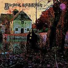 """Black Sabbath (1st album) - Formed in Birmingham, UK in 1969, by guitarist Tony Iommi, bassist Geezer Butler, singer Ozzy Osbourne, and drummer Bill Ward.  This is a must for any classic rock album collection.  With cuts like """"The Wizard,"""" """"N.I.B."""" and """"Evil Woman,"""" Ozzy and the boys introduced the 70's in the UK on February 13, 1970 in the UK. The album cover features a depiction of Mapledurham Watermill, situated on the River Thames in Oxfordshire, England.  http://youtu.be/vieO4vTPBTw"""