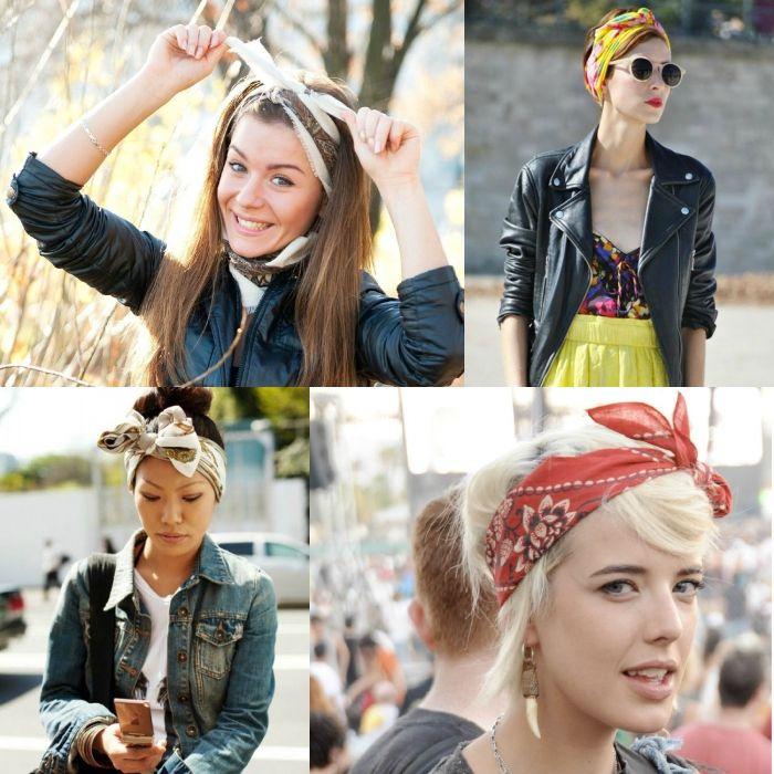 широко повязка на голову с чем носить фото выбор