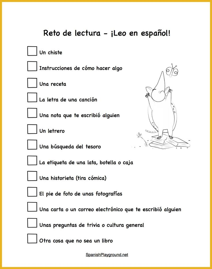 9 best images about Spanish-Reading Aids on Pinterest Context - cover letter in spanish