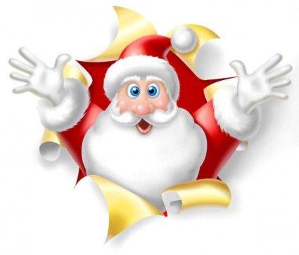 cartoon santa claus 01 hd pictures