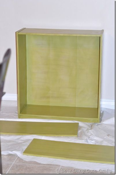 How to paint over veneer/particle/melamine