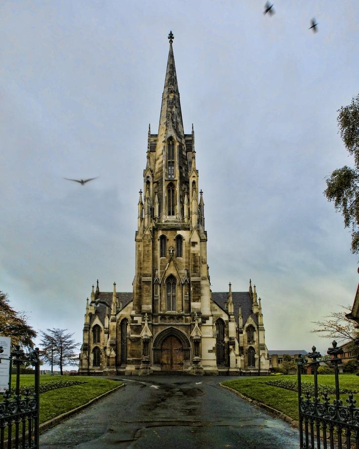First church - Dunedin