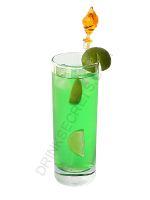 Aqua Thunder cocktail