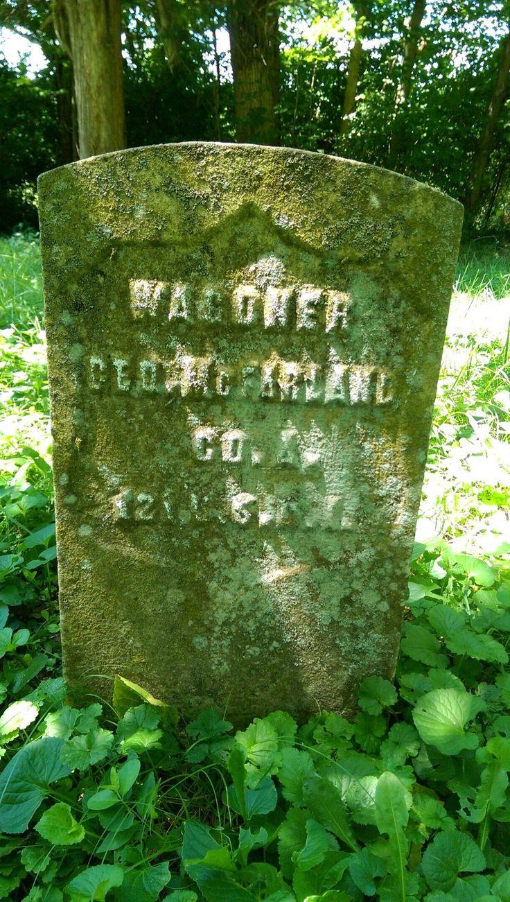 Wagoner George McFarland - Find A Grave Photos