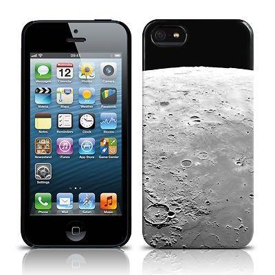 Call Candy Θήκη Πλαστική Space Moon(122-095-063) (iPhone 5/5s) - myThiki.gr - Θήκες Κινητών-Αξεσουάρ για Smartphones και Tablets - Σκληρή θήκη για το iPhone 5/5s
