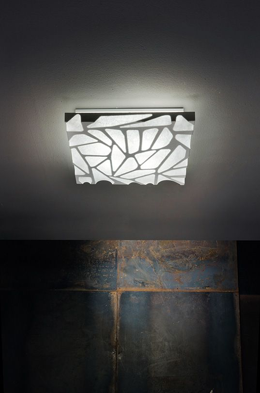 Amazing The Studio Italia Grace Ceiling / Wall Light Is A Modern Innovative Lamp  With A Cocoon Diffuser Giving It A Warm Textured Glow To Create A  Comfortable ... Photo