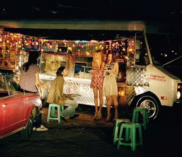 Melbourne food trucks, with tips on where to find them.