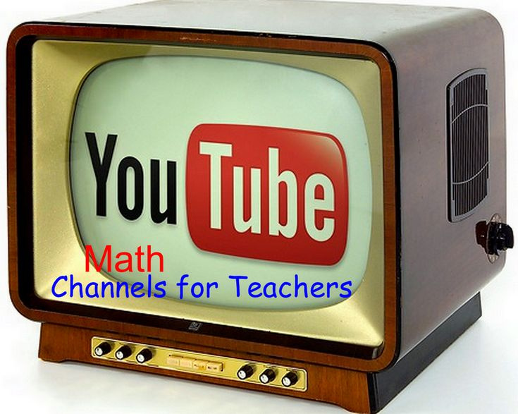 14 Excellent YouTube Math Channels for Teachers and Students ~ Educational Technology and Mobile Learning
