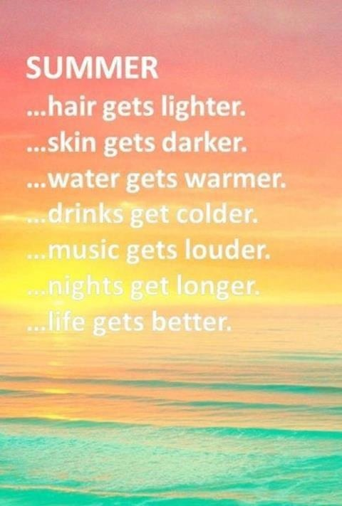 All of this is too true to even explain! This is summer right here! Please like! Happy summer! 1like = 1 vote
