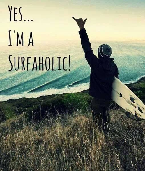 Are you a surfaholic? Yeah, we thought so too. #PanamaJack