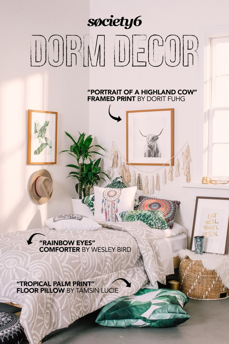 Society6 is your go-to for boho room decor. Shop Wall Tapestries, Comforters, Art Prints, Pillows, and more - all designed by independent artists.