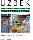 Designed to help adult professional and higher education learners deepen their understanding of the Uzbek language, culture, and its people, Uzbek: An Intermediate Textbook uses a wide selection of materials and task-oriented activities drawn from realistic situations and contexts to develop the four language skills (listening, reading, speaking, and writing).