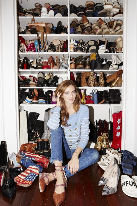 10 Amazing Celebrity Closets | StyleCaster