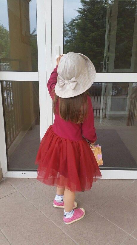Hat & dress Magdalena Popiel