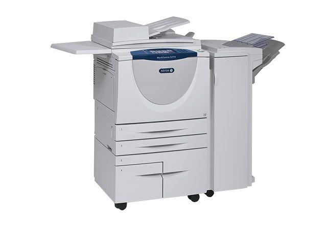 الماكينة Xerox Workcentre 5775 تصوير و طباعة مستندات Home Appliances Washing Machine Laundry Machine
