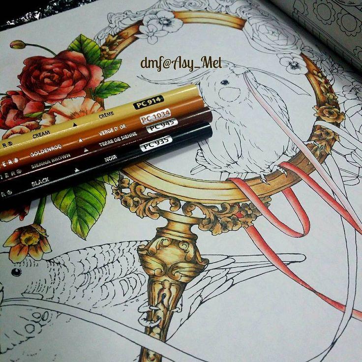My Selection Of Colours For The Golden Stick Menuet De Bonheur By Kanoko Egusa