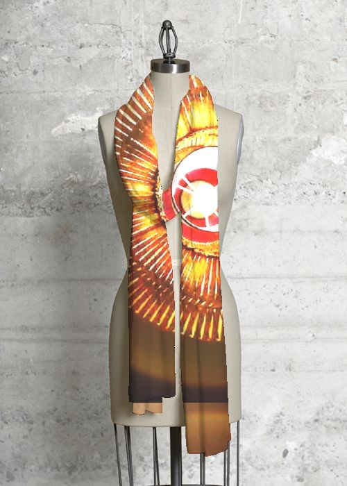 CHIQUE LIGHT Modal Scarf  This scarf made with soft, luxurious fabric will add a bold, modern statement to any wardrobe.