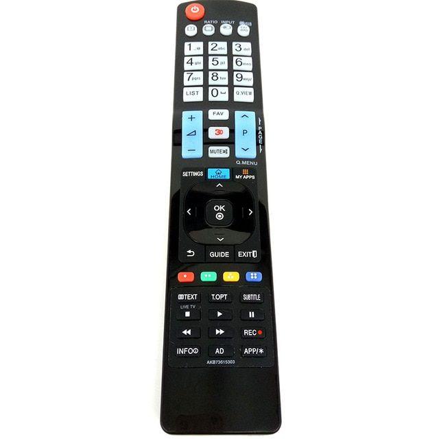 New Akb73615303 For Lg 3d Smart Remote Control Akb73615309 Akb73615302 Akb73615361 Akb73615362 3d Smart Tv Fernbedienung Review Remote Control Remote Smart Tv