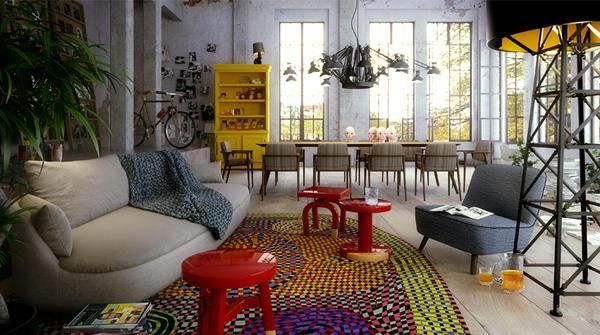 View an exhibition of @moooi's edited collection at Sea Containers House 21-25 Sep http://bit.ly/1HawTMw #LDF15