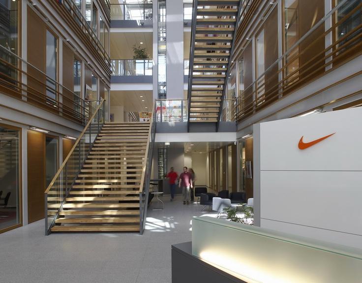 Nike, Frankfurt