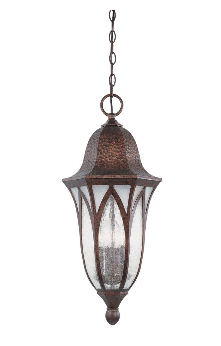 21 best outdoor lighting images on pinterest exterior lighting buy the designers fountain burnished antique copper direct shop for the designers fountain burnished antique copper 4 light cast aluminum hanging lantern arubaitofo Image collections