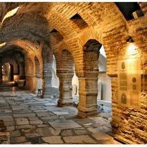 Catacombs of St. Dimitrios Church, Thessaloniki, Greece