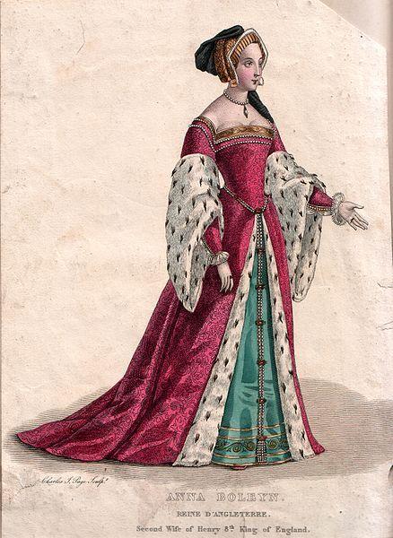 File:Anna Boleyn, Reine d'Angleterre, Second wife of Henry 8th King of England.jpg - Wikimedia Commons