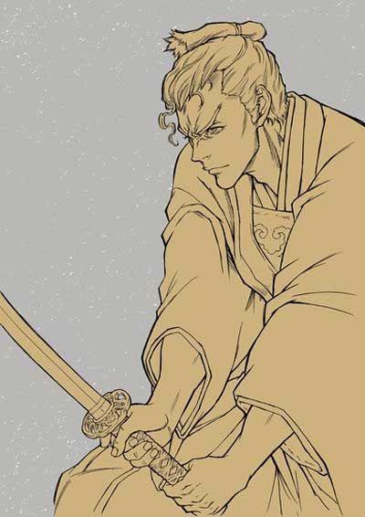 ОВА «Онихей: Этот человек, Хэйзо Хасэгава»