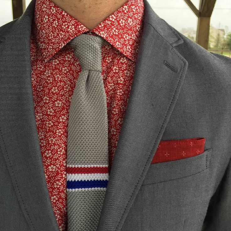It was the 4th image! (take a look at our profile: @tailor4less). Hickory fabric! @chrismehan outfits. http://Tailor4less.com