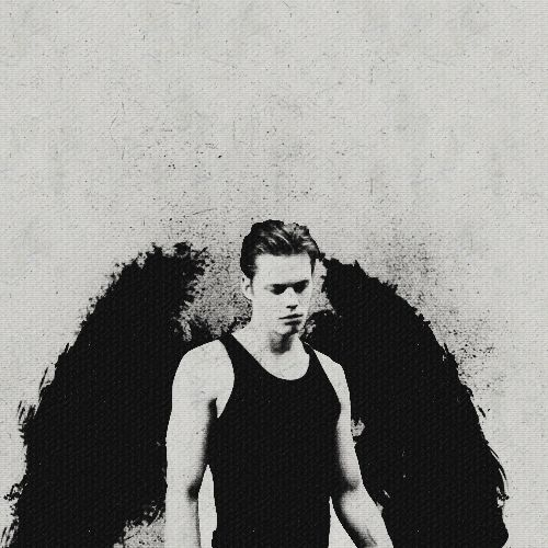 I also think Bill Skarsgard would make an excellent Johnathan Morganstern, The Mortal Instruments