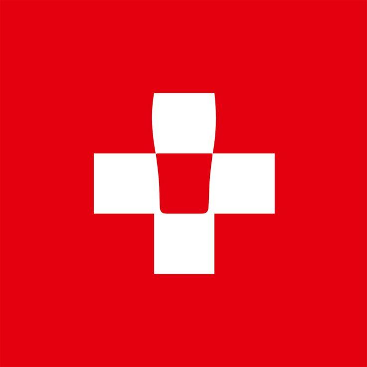 Swiss beer logo Швейцарское пиво