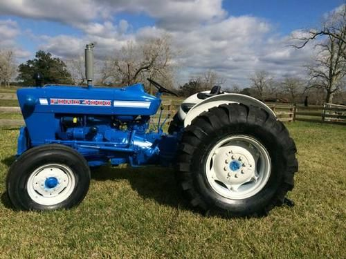 925 Best Images About Ford Tractors & Equipment On