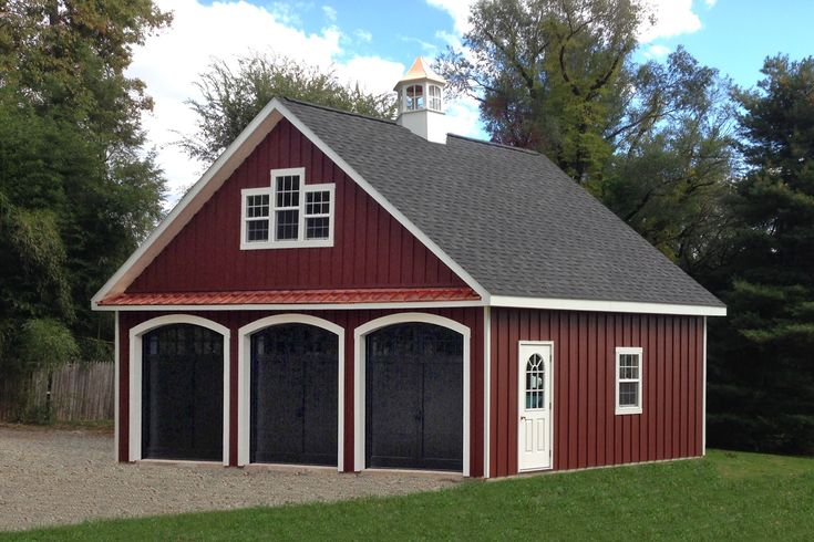 Prefab Garages Direct From The: 13 Best Three Car Garages For Sale Images On Pinterest