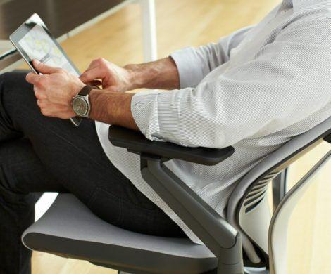 Die Besten 5 Ergonomischen Bürostühle Weltweit!