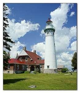 Seul Choix Point Lighthouse, Gulliver, MI area