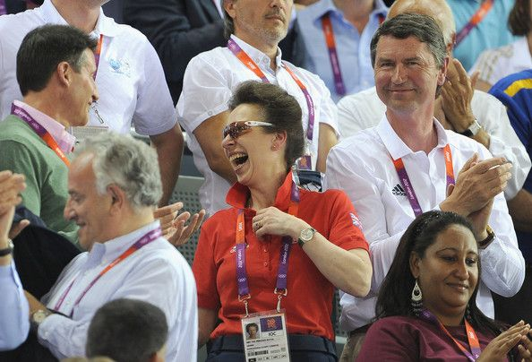 Princess Anne Photo - Olympics Day 11 - Cycling - Track