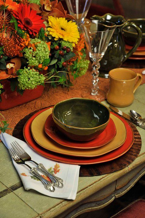 The Secret to the perfect Fall Table... Cantaria by Skyros Designs! & 36 best Cantaria by Skyros Designs images on Pinterest   Tablescapes ...
