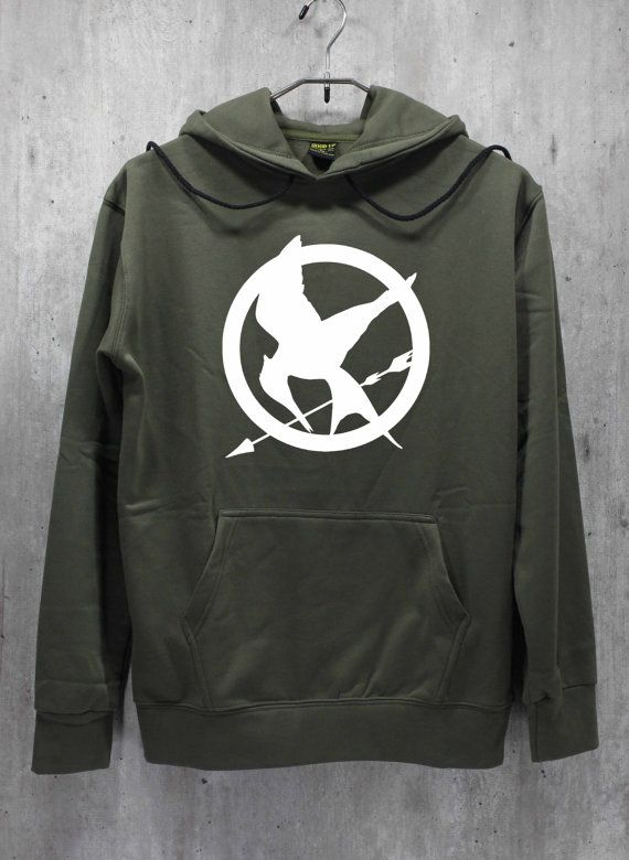 Hunger games hoodies